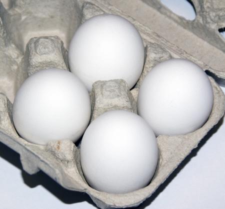 Some eggs Stock Photo - 16935699