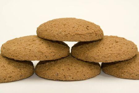 Oatmeal cookies  Stock Photo - 16935700