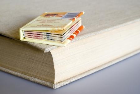 Libro grande y peque�o