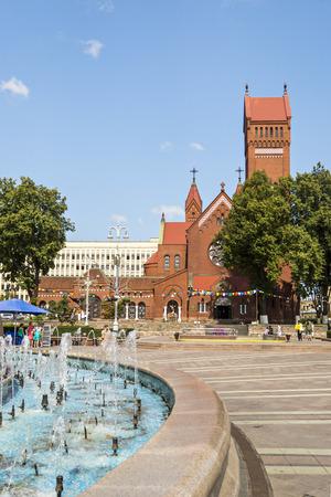 helena: Church of Saints Simon and Helena in Minsk