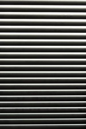 jalousie: Background of jalousie stripes Stock Photo