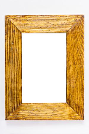 rustic: Rustic wooden frame