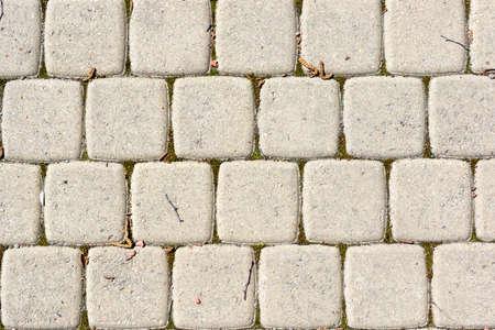 empedrado: Fondo de piedra pavimentado
