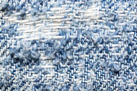 attrition: Modern attrition in denim texture