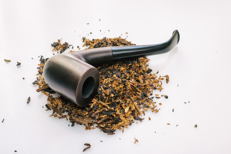 Flavored tobacco and smoking pipe