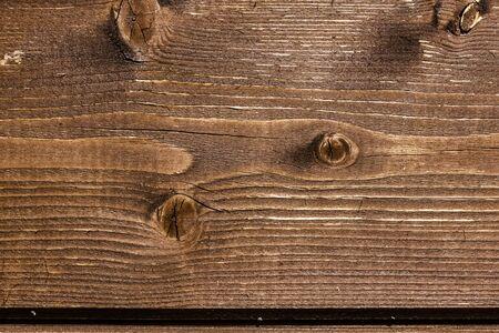 Brown wooden background texture board