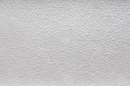 Textured white background, close-up Фото со стока