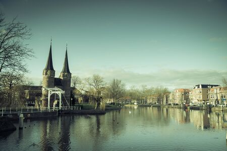 suid: Suid port in Delft  Holland