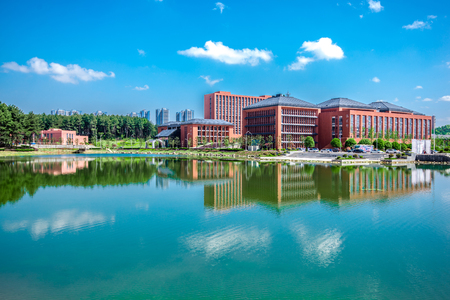 Guizhou University Hongzheng building Editorial