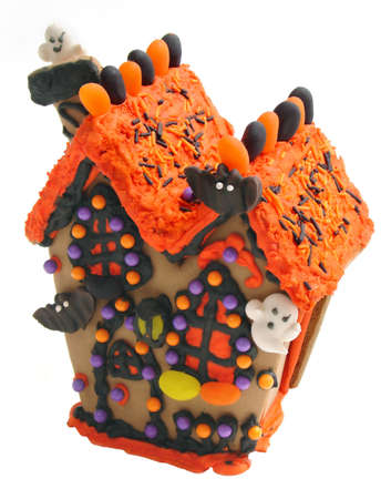 countrified:           halloween candy house right
