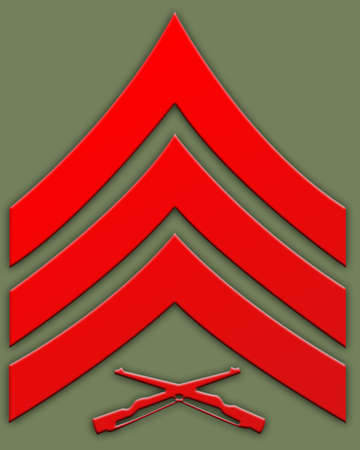 recompense: red sargent stripes