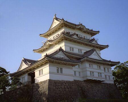 old japan castle