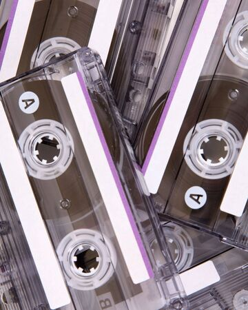cassette piles