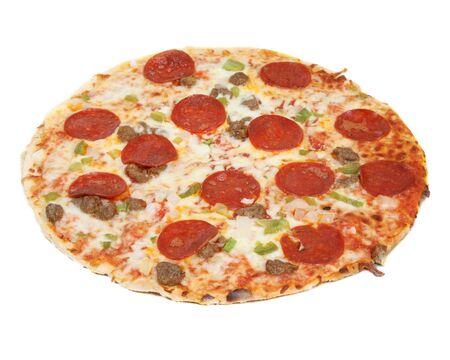 supreme pizza 版權商用圖片