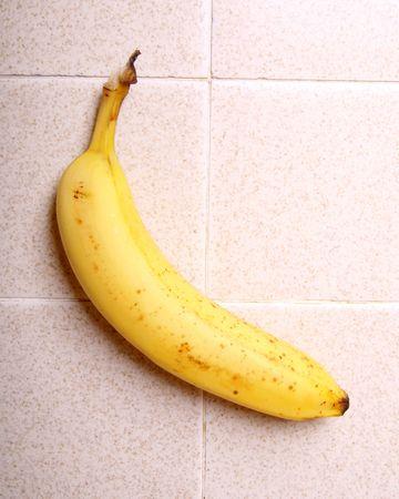 single banana Фото со стока