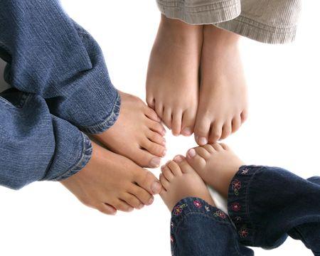 feet 版權商用圖片
