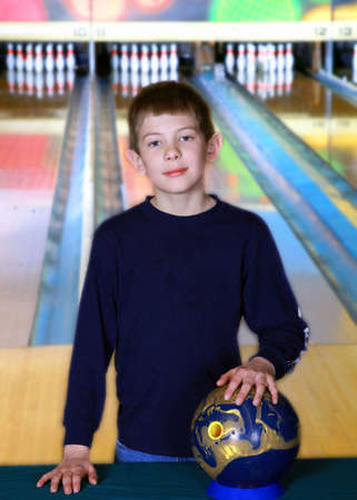 boy bowler