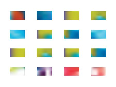 A good selection of backgrounds. Creative hi-res and fresh. Illustration, blur. Fancy color. Colorful selection of backgrounds.
