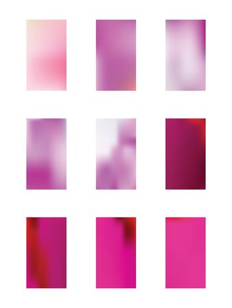 Great - drove up new backgrounds. Colorful hi-res and fresh. Illustration, blur. Magenta color. Colorful selection of background sets.