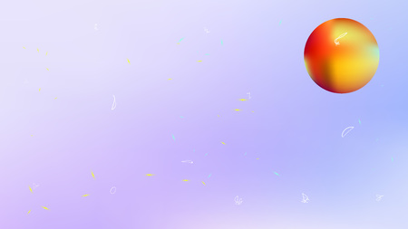 Colorful great cosmos background. Illustration, smooth. Usefull hi-res and fresh. Stars, planets, signs. Vektoros illusztráció