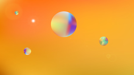 Planet and signs background. Illustration, light. Liquid hi-res and fresh. Stars, planets, signs. Colorful universe new stars light.