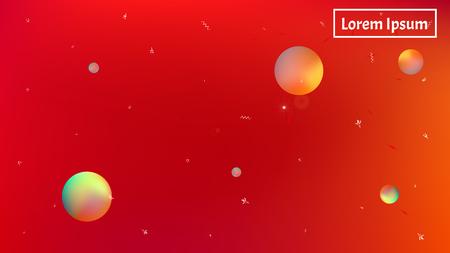 Net space fantasy. Minimal colorific illustration.  Background texture, blend. Fancy colored.  Recent colorful new abstraction. Colorful new stars texture.