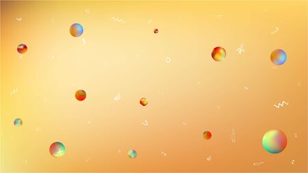 Breezy space fantasy. Creative colorific illustration.  Background texture, modern. Gold colored.  Breezy colorful new abstraction. Colorful  funny cosmos bacground