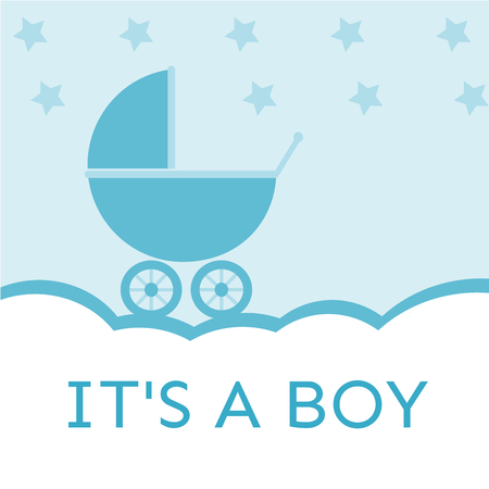 Its a boy baby shower invitation royalty free cliparts vectors its a boy baby shower invitation stock vector 47294348 filmwisefo