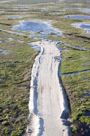 deadlock: Deadlock in swamp of West Siberia