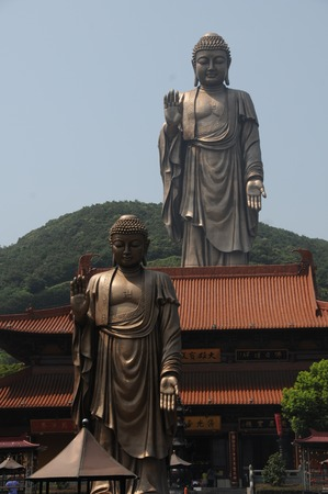 Lingshan Buddha Editorial
