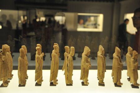 civilization:  Shanghai civilization museum