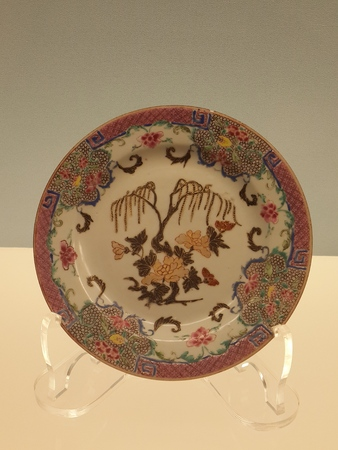 Transocean precious  the Shanghai Museum and the Palace Museum, exhibition of Ming and Qing dynasty export porcelain
