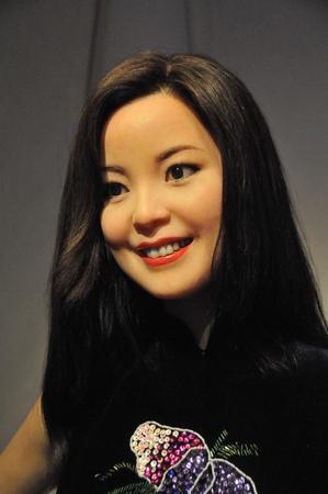 teng: Shanghais Madame Tussauds Wax Museum