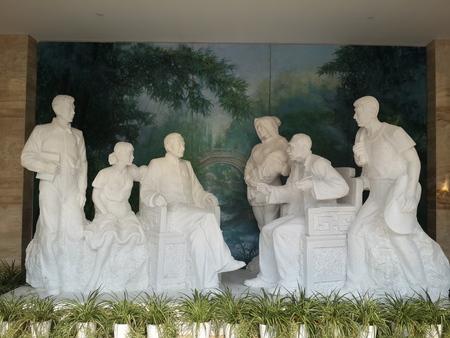 cherish: Museo di Chen Yun, che restaurato aperto a resti di Chen Yun dai più di 400 pezzi di aumentato a più di