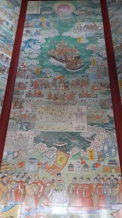 lou: Nanjing yuejiang Lou scenic area Editorial