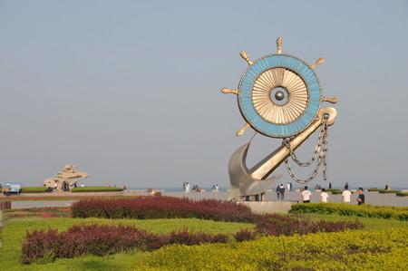 wan: Sunshine Wan Ping scenic spot Editorial