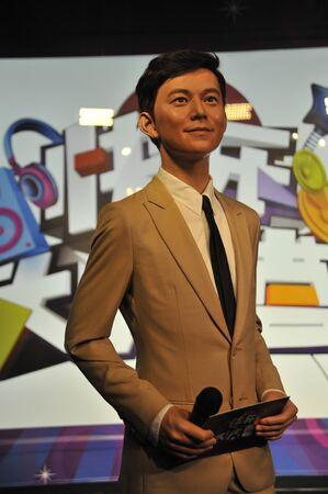 he: He Jiong - Shanghai Madame Tussauds celebrity Wax Museum