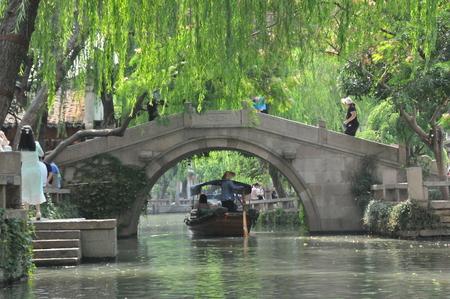 zhouzhuang: Chinas first water village Zhouzhuang