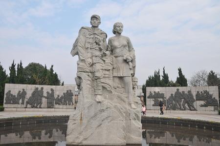 revolutionary: Shajiabang Revolutionary History Museum