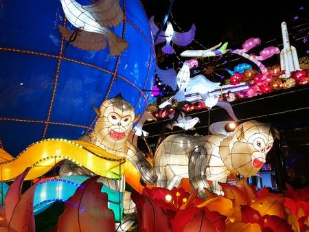 intangible: Shanghai Yu Garden Spring Lantern Festival Editorial
