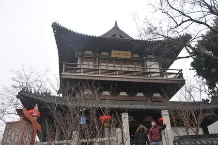 liu: Zhenjiang Beigu Mountain Scenic Area