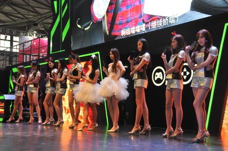 2017 上海チャイナジョイ博覧会
