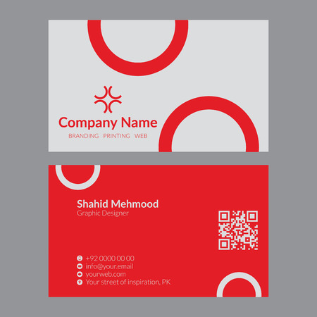 Modern simple creative elegant business card template 03 royalty modern simple creative elegant business card template 03 stock vector 38754919 friedricerecipe Image collections