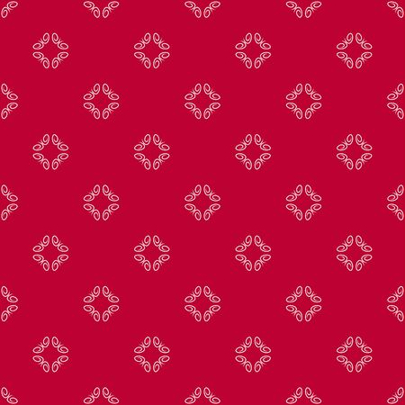 Abstract geometric background, print, retro texture, fashion design Vector Seamless geometry pattern flower