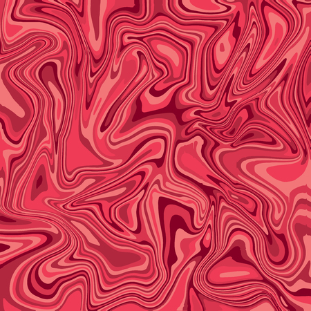 Red Marble ink texture acrylic painted waves texture background, Colorful psychedelic background