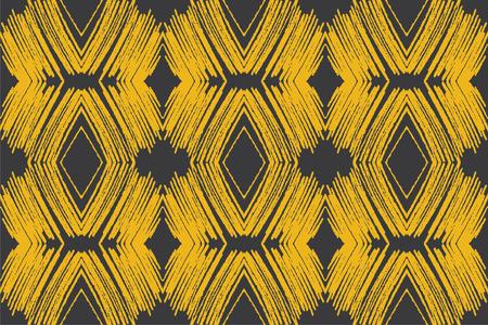 Abstract Rhombus Seamless vector pattern