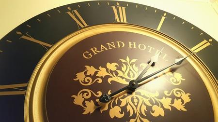 big: Big old wall clock