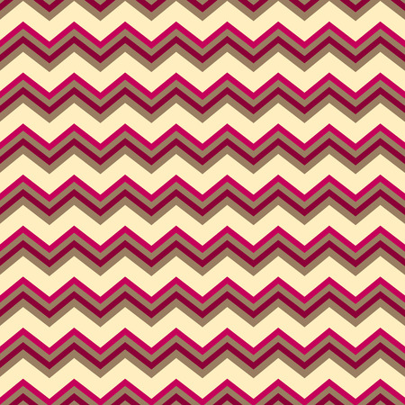 Seamless repeating chevron zig zag background pattern