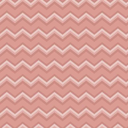 Seamless repeating chevron zig zag background pattern in light pink
