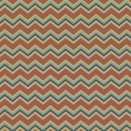 Seamless repeating chevron zig zag background pattern Stock Vector - 32457544